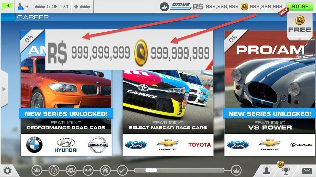 Real Racing 3 Cheats Ios Android Free Working No Hack No