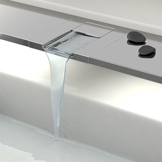 Big Hansa Waterfall Faucet 544x544 03 Moderne Waschbecken