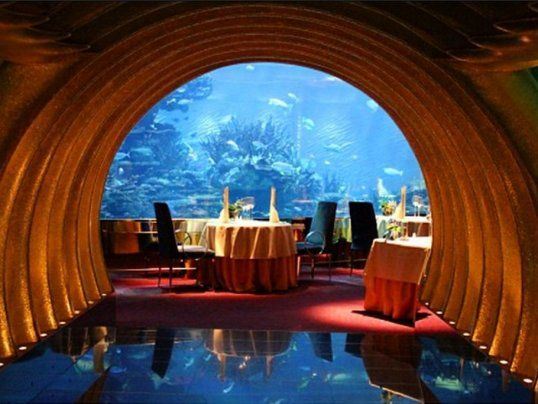 What It S Like To Dine At Dubai S Incredibly Luxurious Burj Al