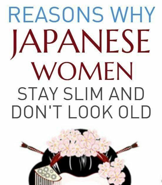 Why Japanese Women Stay Slim  amp  Live Longer healty saÄlÄk