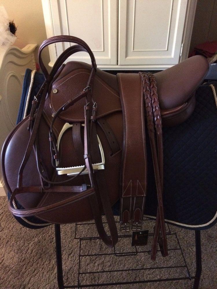 Wonder Wish Western Comfy Barrel Racing Pleasure Trail Horse Leather Saddle