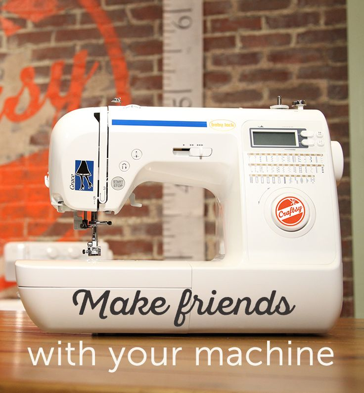 Sew Ready: Machine Basics Sewing Class