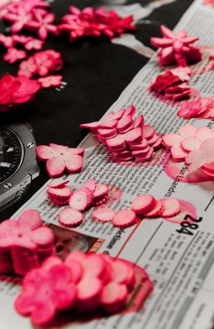 Creation De Fleurs Artificielles Par Legeron Fabric Flowers