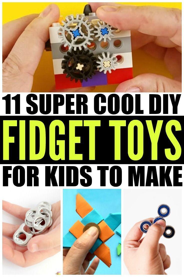 How to make a fidget toy 17 DIY fidget toys for kids