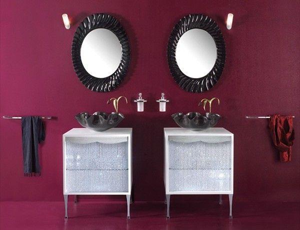Maroon Room, Burgundy Bedroom And Burgundy Room