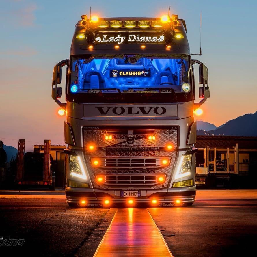 15 Best Trucks In The World Cool Trucks Pictures Volvo Volvo