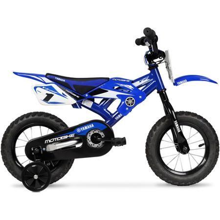 12 Yamaha Moto Child S Bmx Bike Kids Bicycle Bmx Bikes