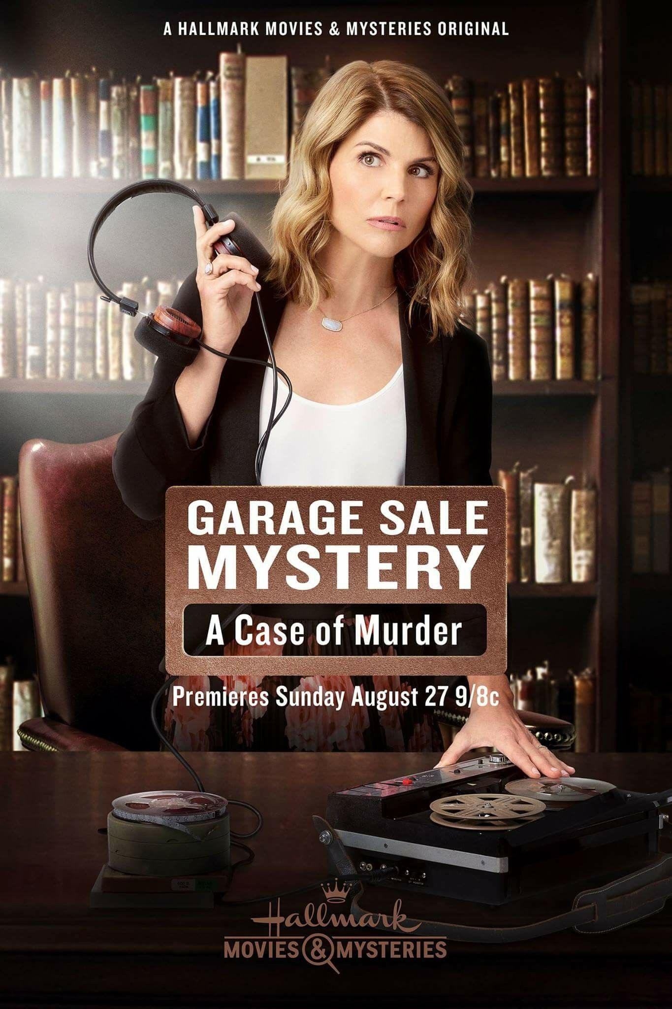Garage Sale Mystery 5 Hallmark Garage Sale Mystery Quota Case Of Murder Quot Movie