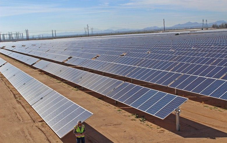 Arizona utility dedicates 40-MW solar, ASU, PayPal to buy output - power purchase agreement