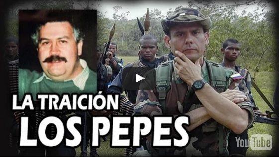 Perseguidos por Pablo Escobar   Los pepes, Pablo escobar and Cali