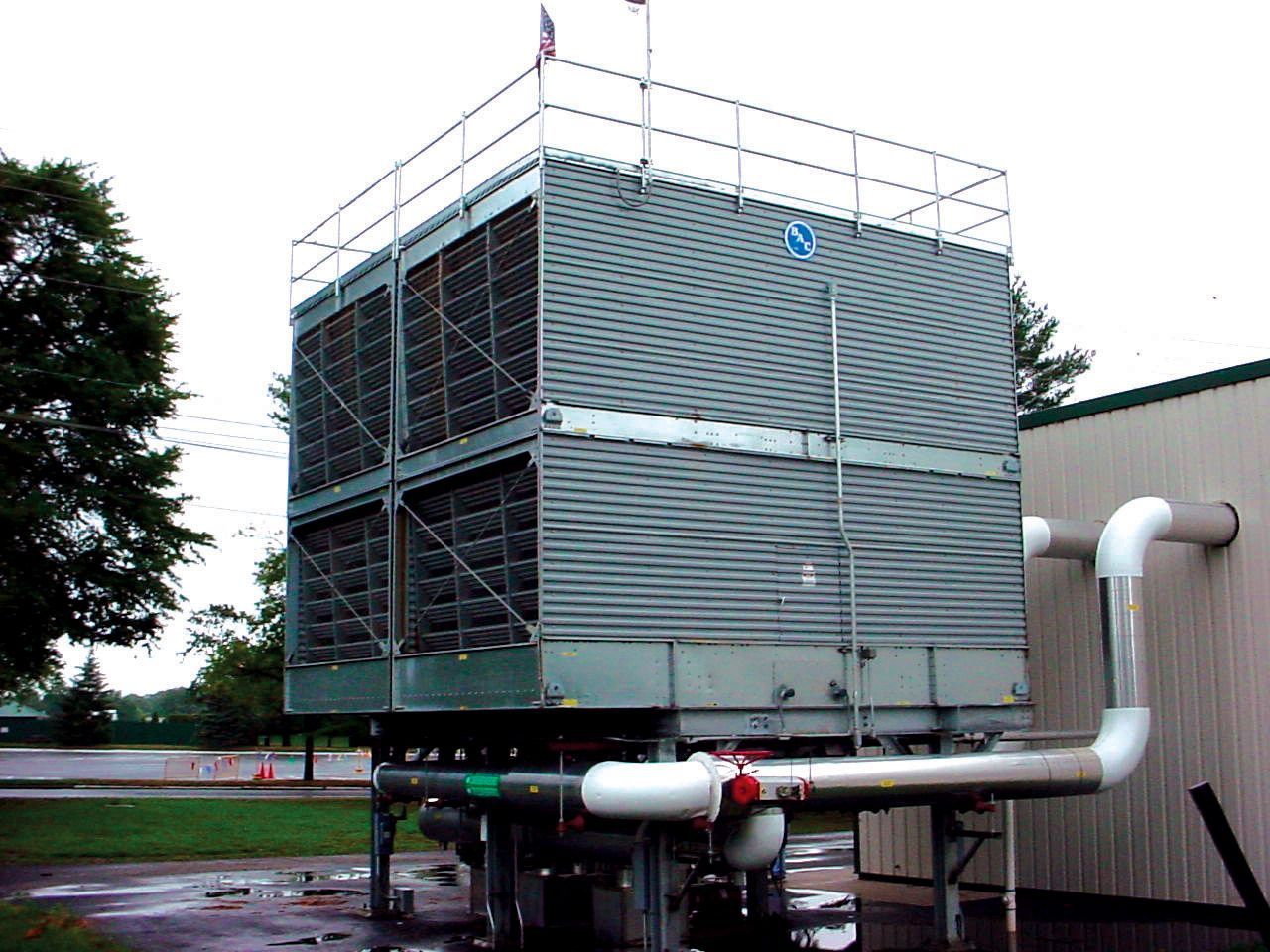 Cooling Tower Cooling Tower Wastewater Treatment Systems Water