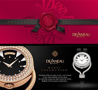 Delaneau - Publicité