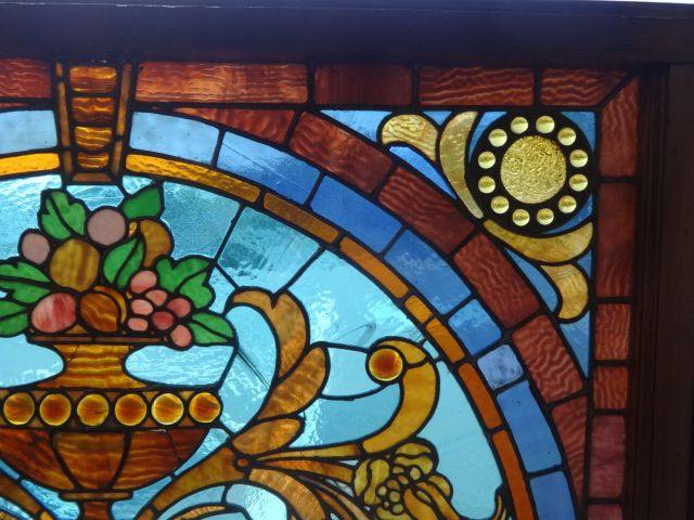 Antique Stained Glass For Sale.Antique Stained Glass Windows Doors For Sale In