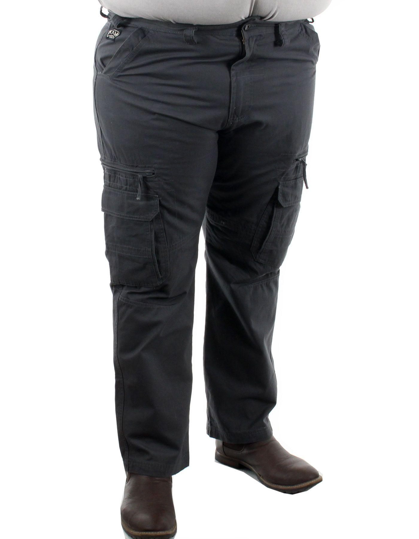 pantalon homme fort