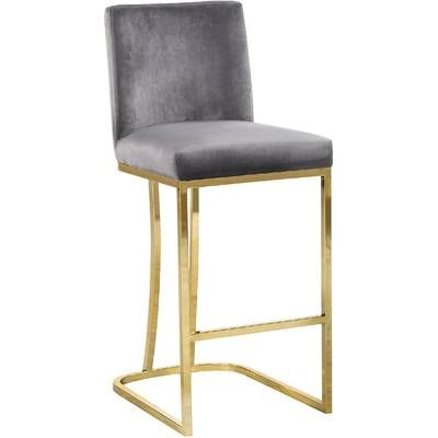 Miraculous Mira 26 Bar Stool In 2019 Dining Room Velvet Stool Bar Onthecornerstone Fun Painted Chair Ideas Images Onthecornerstoneorg