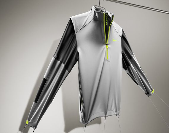 Nike Golf – Hyperadapt Storm-Fit Jacket