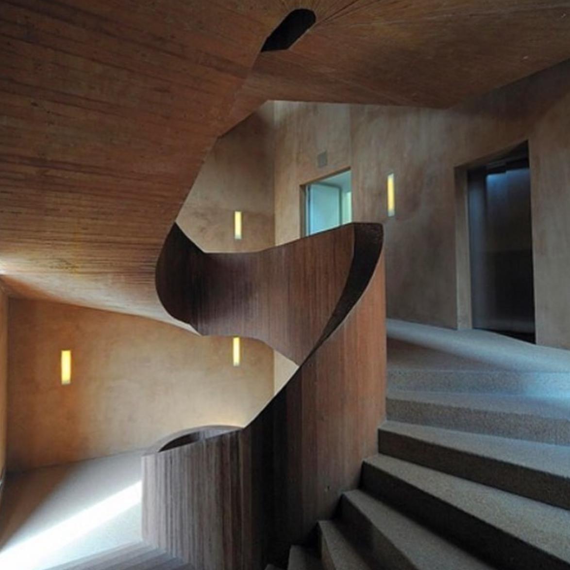 MKM Museum Küppersmühle für Moderne Kunst   Treppenhaus   Pinterest