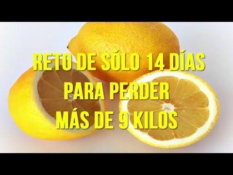 Dieta 14 dias limon