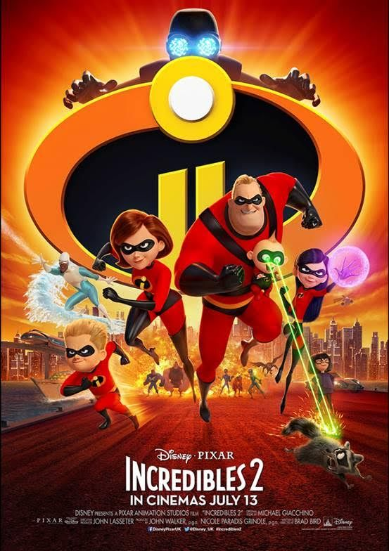 Mr Incredible Stays At Home With The Kids While Elastigirl Goes