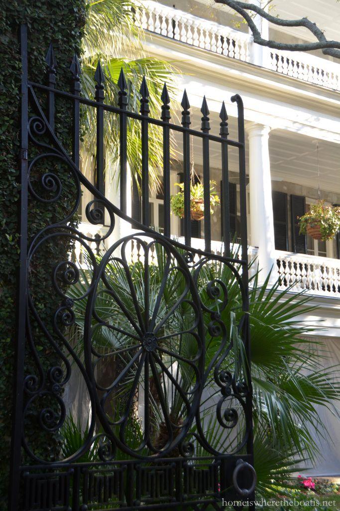 A Stroll Through Charleston Charleston Charleston Homes