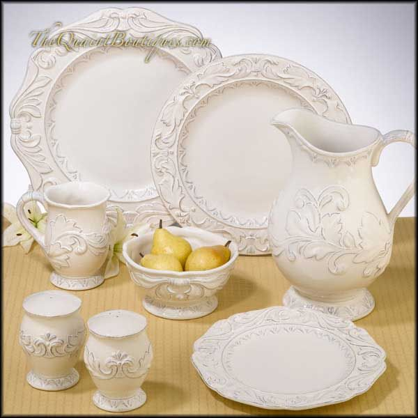 Tuscan Dinnerware Ivory Firenze Certified International Dream Kitchens Pinterest