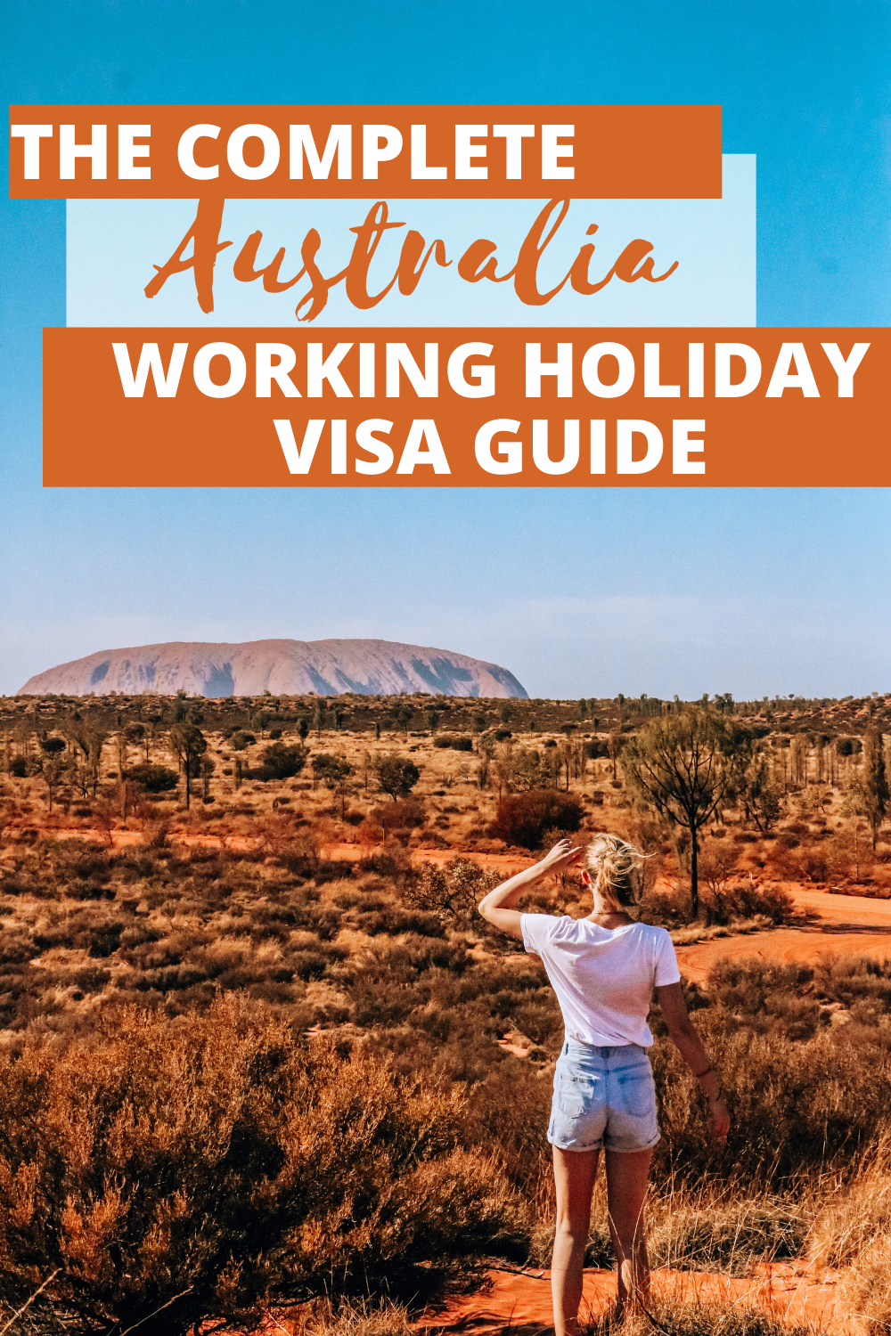 Australia Working Holiday Visa Guide: the application ...