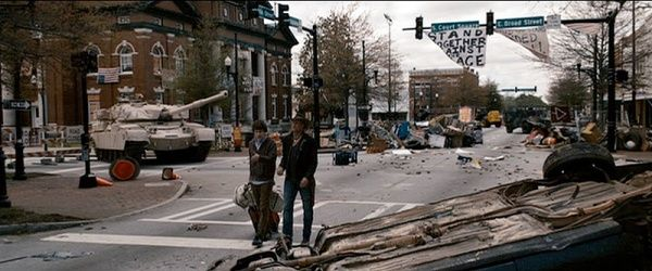 Post Apocalypse Land Scene Picture