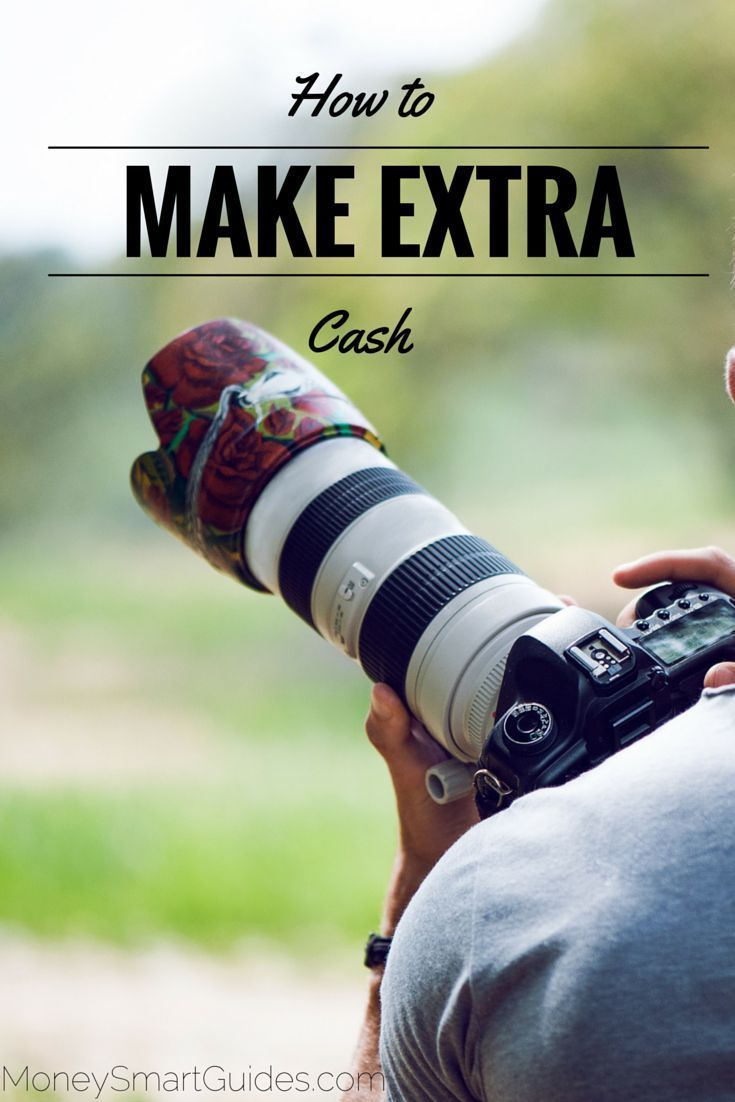 It seems as though everyone is looking for ways to increase their income these days. The good news is that there are many ways to make extra cash, it just all depends on how much extra money you want to make. http://www.moneysmartguides.com/make-extra-cash Money Making Ideas, Making Money, #MakingMoney