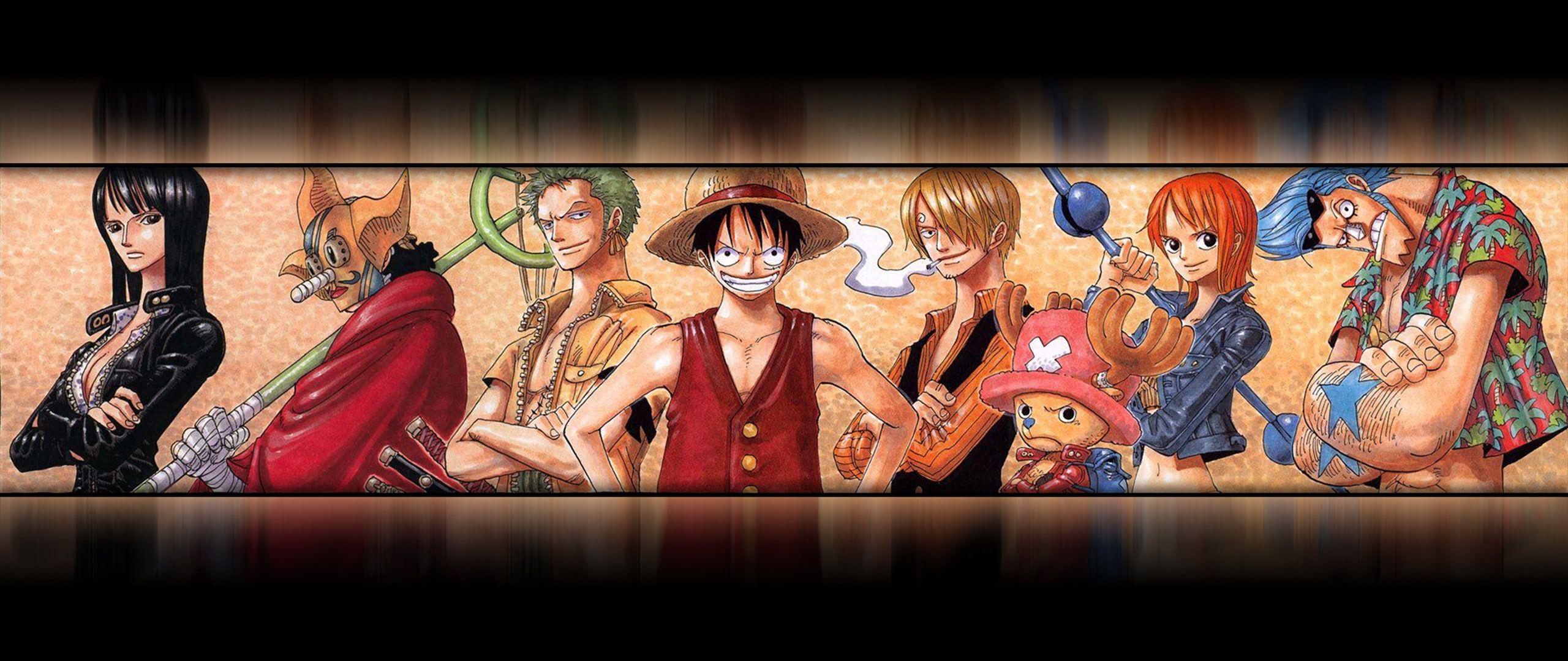 Ultra Wide One Piece 2k Wallpaper Hdwallpaper Desktop One Piece Anime Art One Piece Wallpaper Iphone 21 anime wallpaper hd for desktop