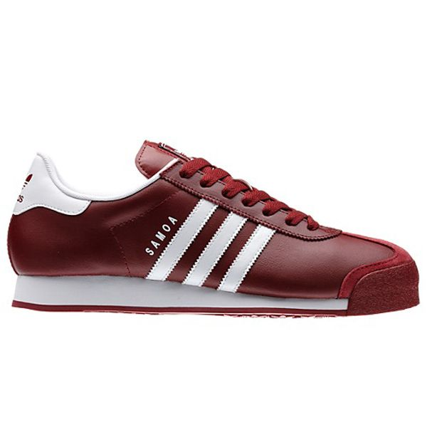 Adidas Samoas Burgundy | Kicks shoes