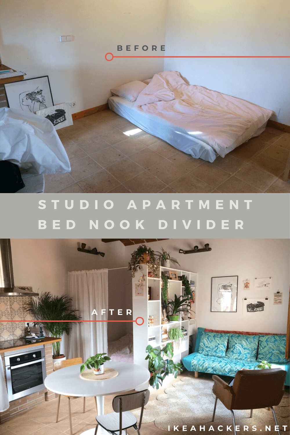 Photo of Barcelona studio apartment so cosy after this 2-day hack – IKEA Hackers