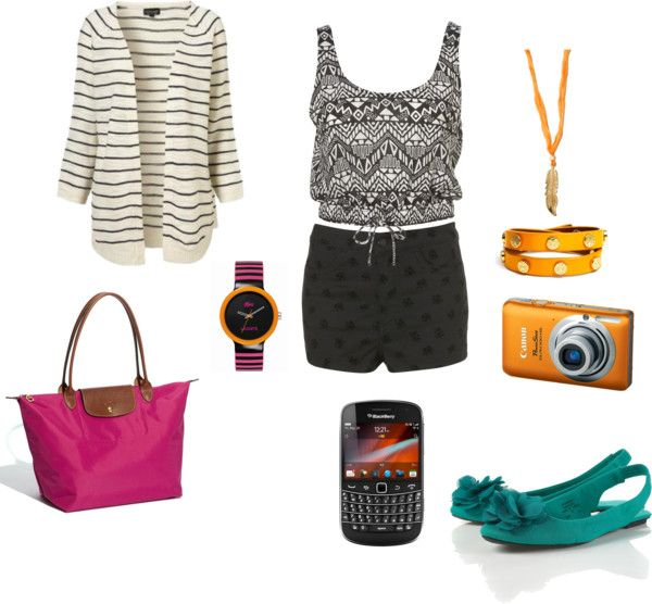 """Summer Brights :)"" by mclucky16 on Polyvore"