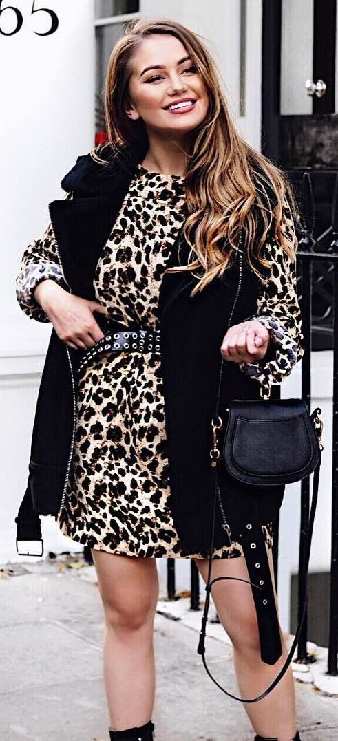 b6e2592a556f 30 Best Fall Outfit Ideas That Are Really Cute | Chic Ways to Wear ...