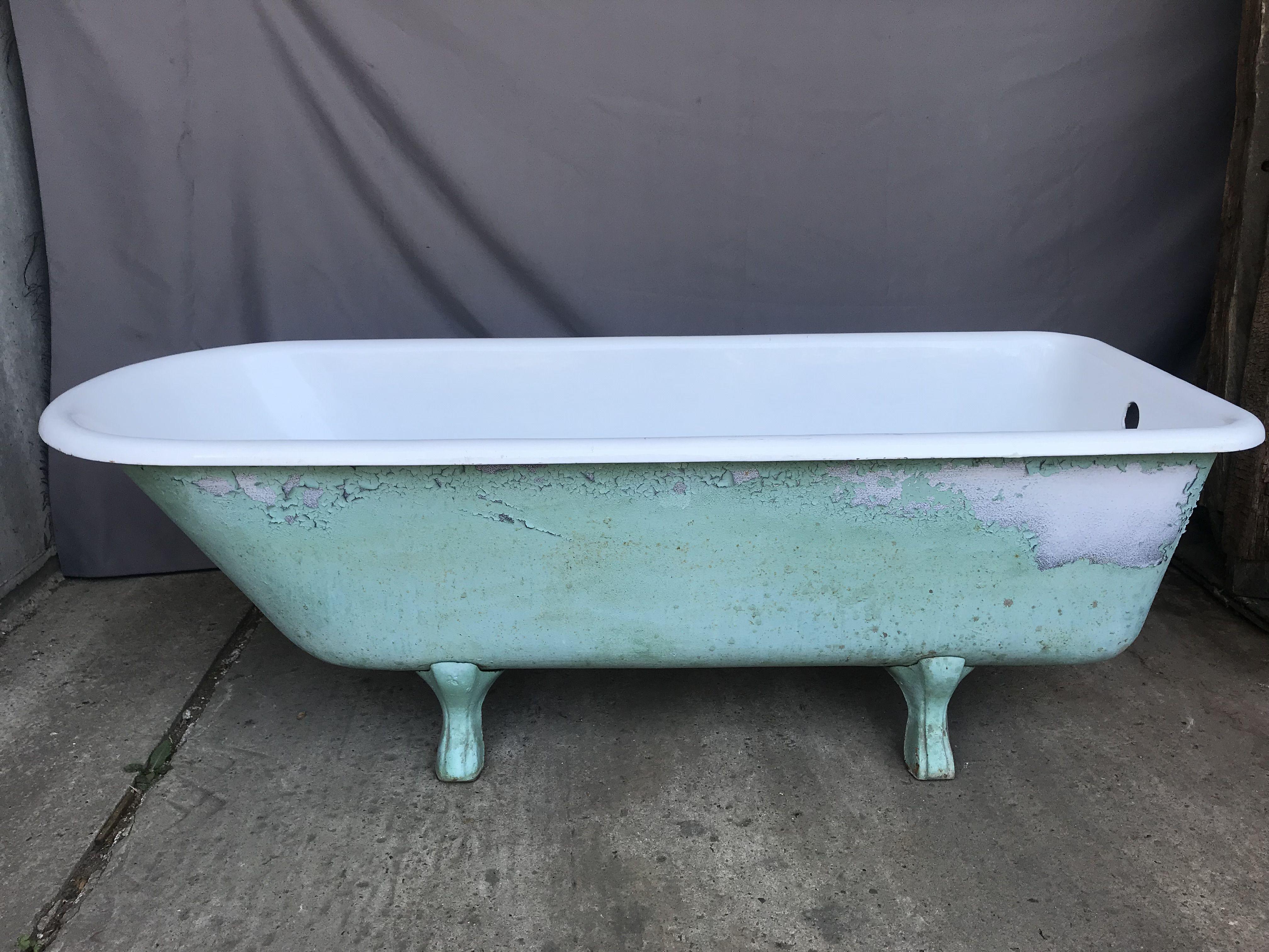 Malerische Badewanne Wanne Baden Badewanne