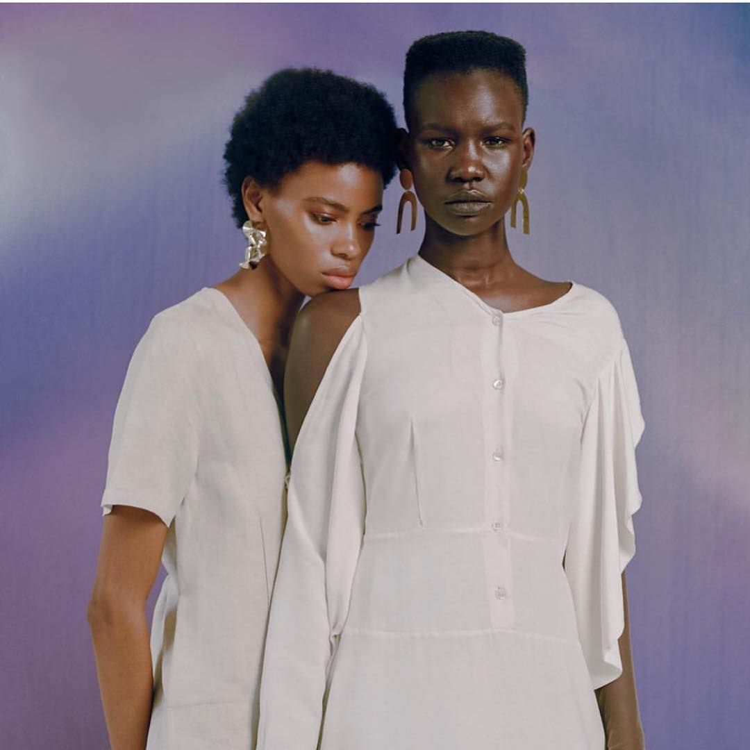 Brown Poetry On Instagram Best Of Issue One Our Magical Story With Nigerian Fashion Designer Am Nigerian Fashion Designers Nigerian Styles Photography Women