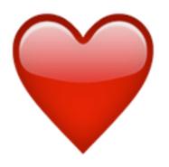 Where Did My Snapchat Heart Emoji Go Emoji Emoji Dictionary Snapchat Friends List