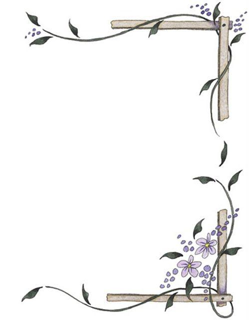 Margenes para trabajos en hojas blancas - Imagui | diplomas ...