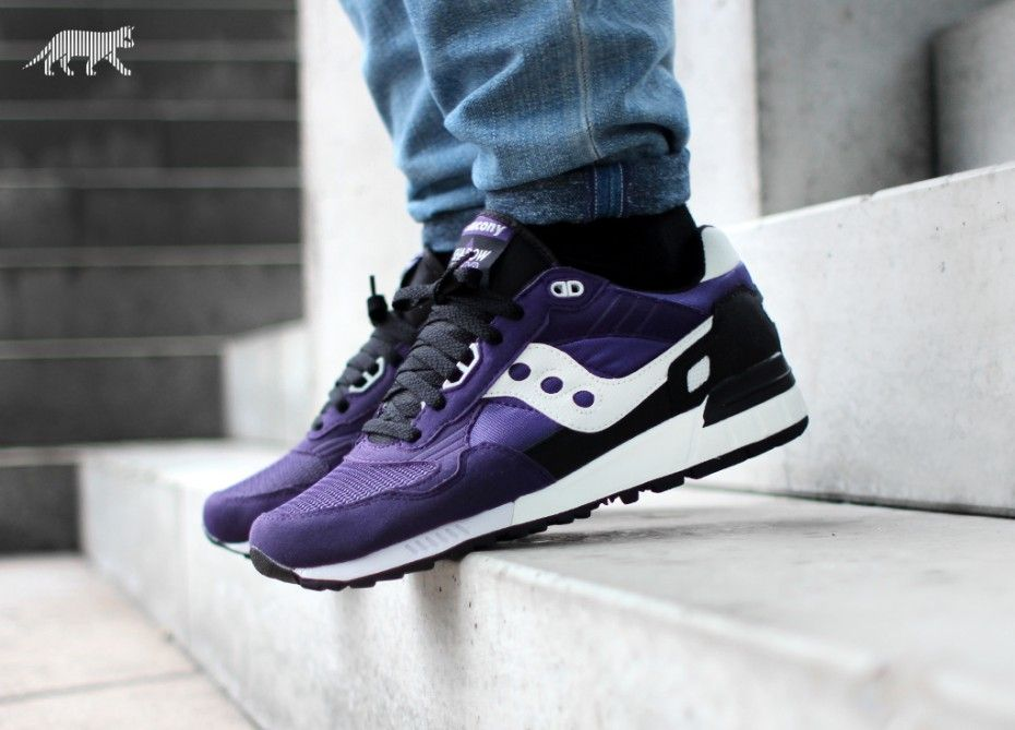 56ac78e41dcf Saucony Shadow 5000 Purple Black