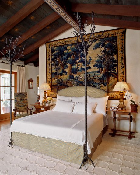Ann James Interior Design Style: Spanish Colonial Ranch