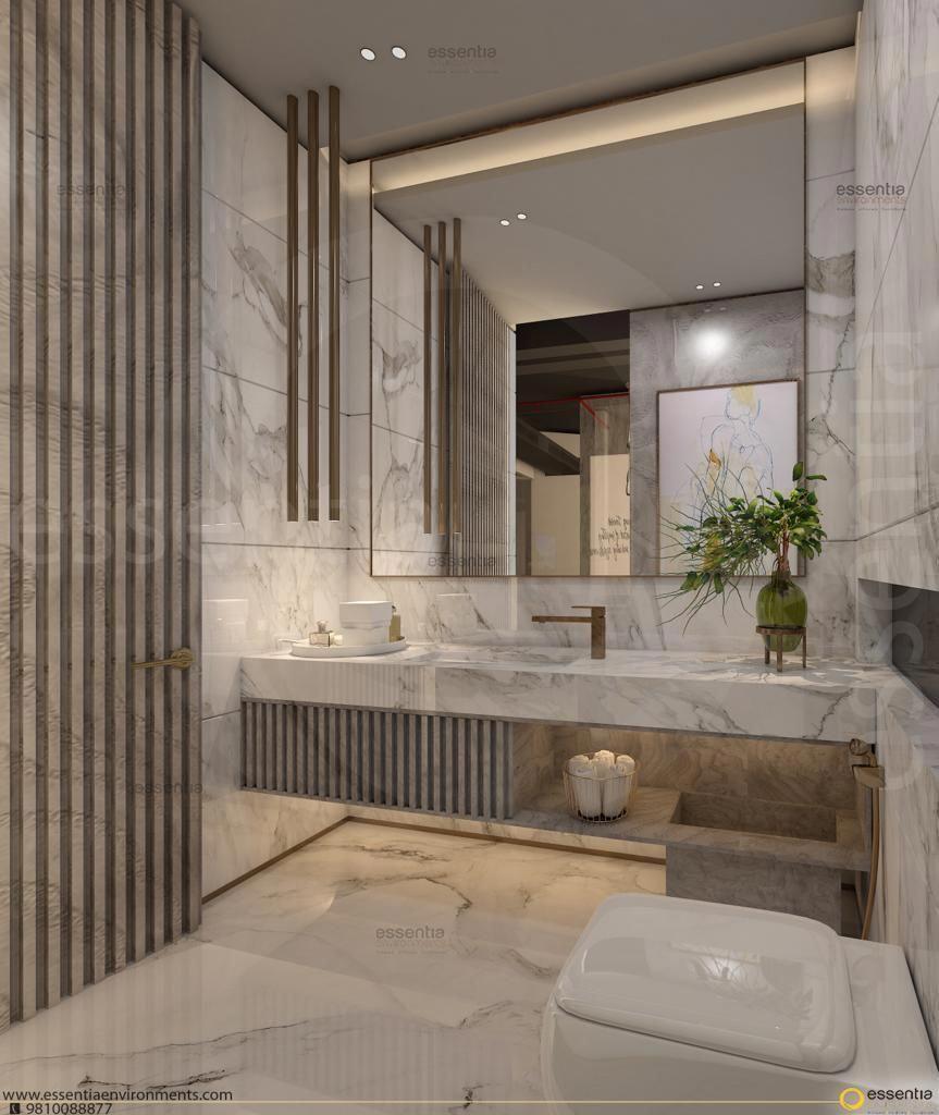 Find Out The Best Luxury Bathroom Lighting Design Selection For Your Next Interior Design Proj Banheiros Luxuosos Banheiros Modernos Ideias Para Casas De Banho