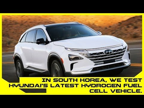 Look Now 2019 Hyundai Nexo Quick Spin Review A Better Hydrogen