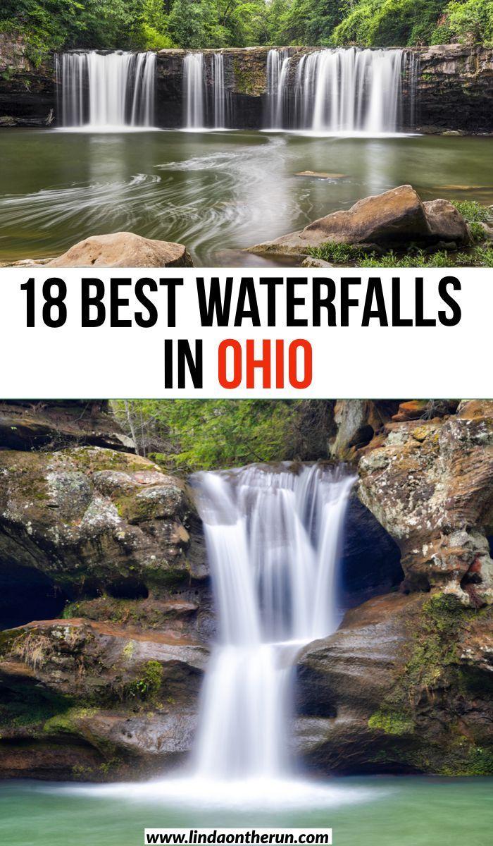 18 Best Waterfalls in Ohio – Linda On The Run