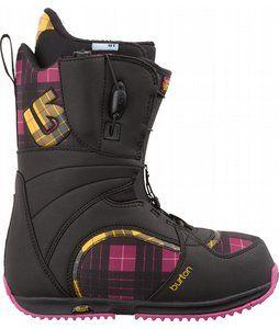 976439e533bd Burton Bootique Snowboard Boots Black Pink 2012 - Women s ...