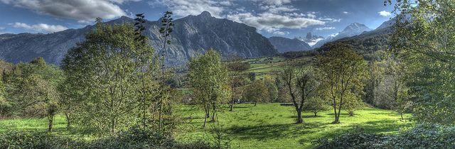 All Sizes Mirador Del Pozo De La Oración Asturias An Hdr Panorama Via Flickr Photo Natural Landmarks Online Photo