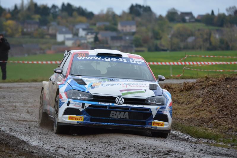 Rallye du Condroz 2019 Rallye