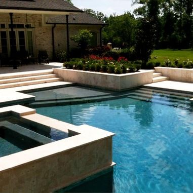 Step Down Pool Design Ideas Pictures Remodel And Decor Page 16 Modern Pools Pool Hot Tub Pool