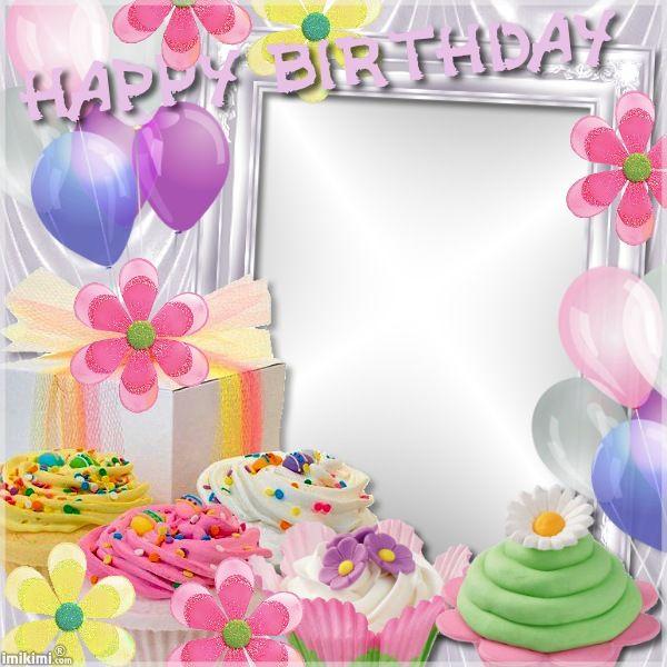 happy birthday | birthday\'s boards | Pinterest | Cumpleaños, Marcos ...