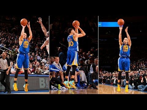 Nba S Best Shooters Shooting Form Slow Motion Hd Basketball Basketball Knee Basketball Shooting