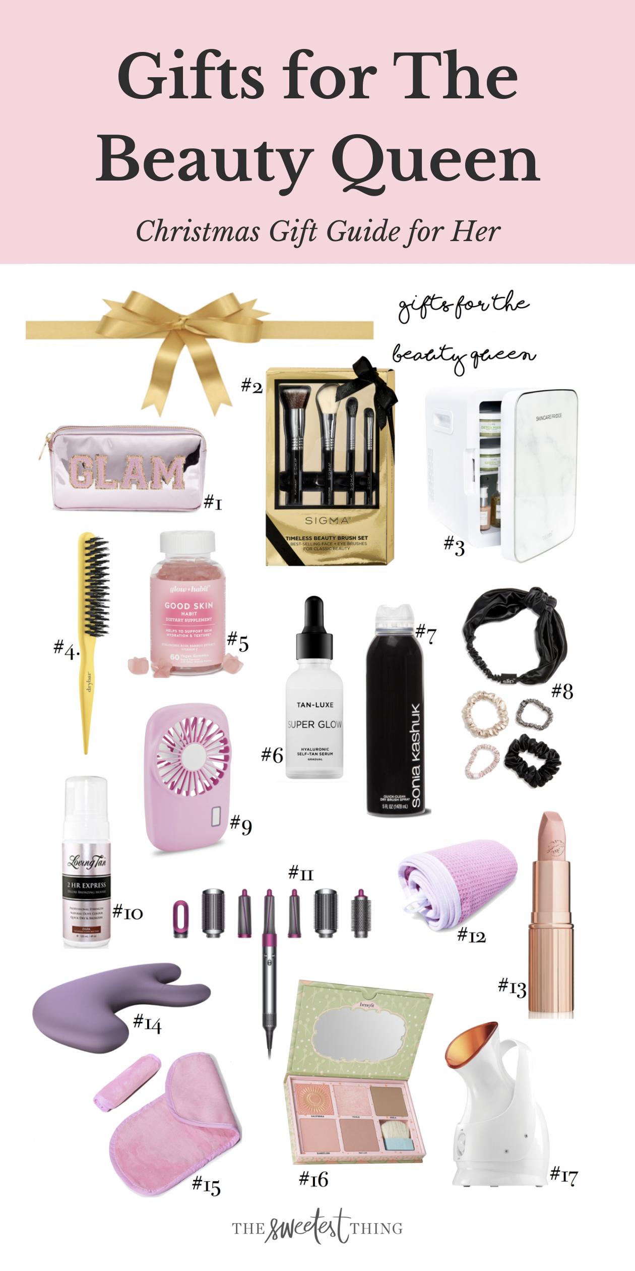 The Best Beauty Gift Ideas Beauty The Sweetest Thing Beauty Products Gifts Beauty Gift Beauty