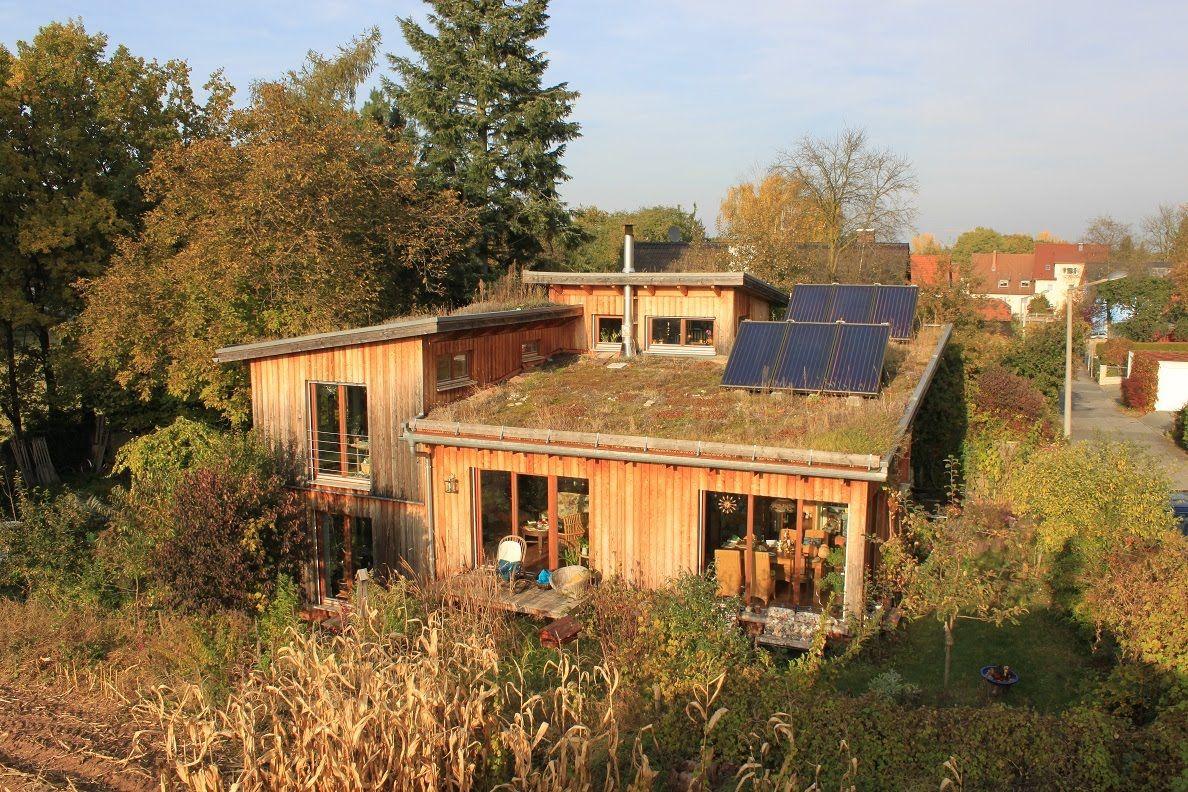Planet Wissen - Gesünder Wohnen, bauen mit Lehm, Stroh und Holz ...